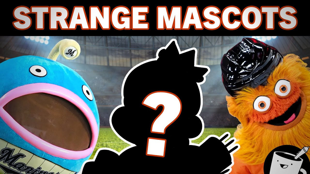 Sports Mascots Drawing Challenge