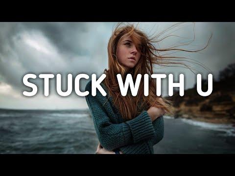 ariana-grande-ft.-justin-beiber---stuck-with-u-(lyric-video)