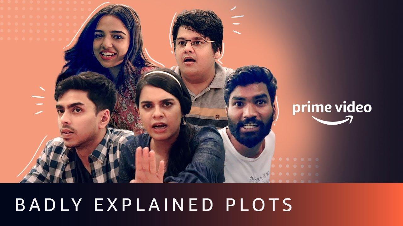 Badly Explained Plot ft. Ahsaas, Adarsh, Nikhil, Shubham, Luv, Nabomita | Hostel Daze Season 2