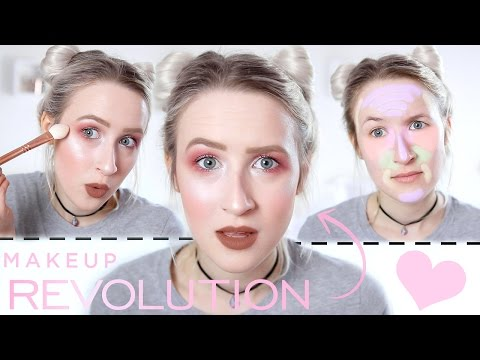 TESTING MAKEUP REVOLUTION | Sophie Louise