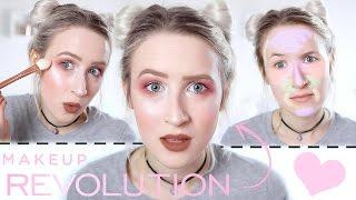 TESTING MAKEUP REVOLUTION | Sophie Louise