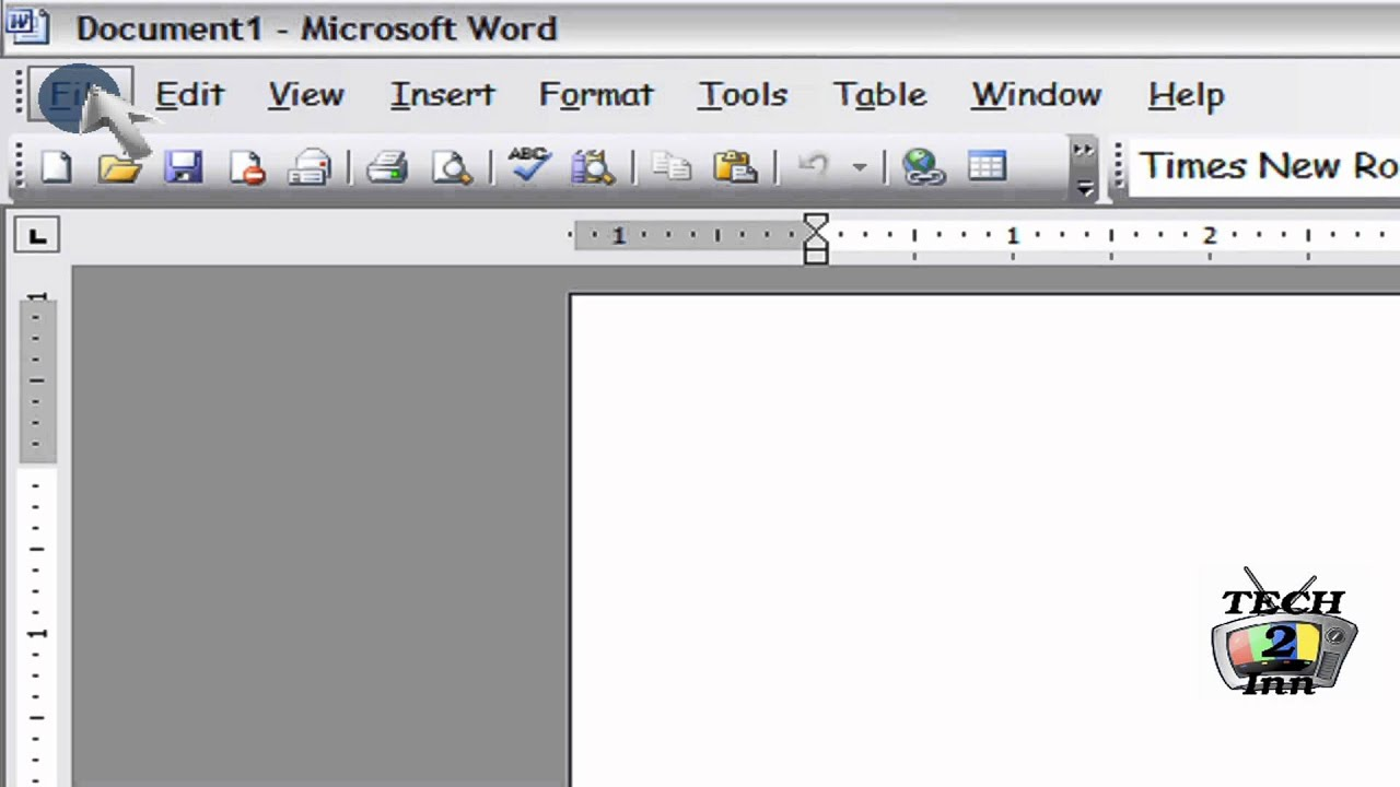 how to change page type portrait to landscape in microsoft office