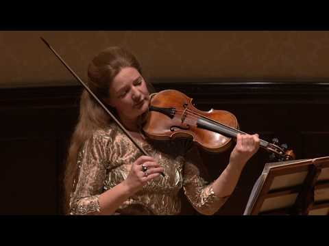 Rachel Podger - Bach - Wigmore Hall