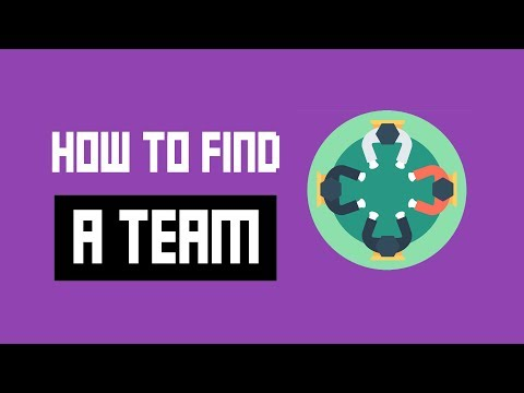 How To Find Teammates, Partners & Cofounders In Game Development