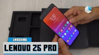 Lenovo Z5 Pro unboxing