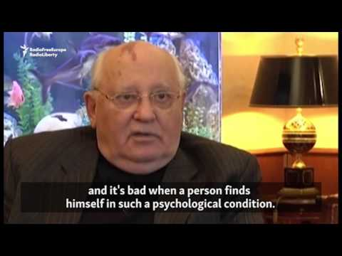 Gorbachev Recalls How The Soviet Union Died