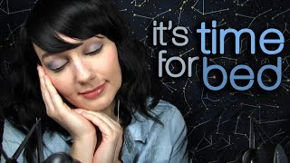 ASMR It's Time for Bed 💤 **This One Works!** Fall Asleep Fast 💤