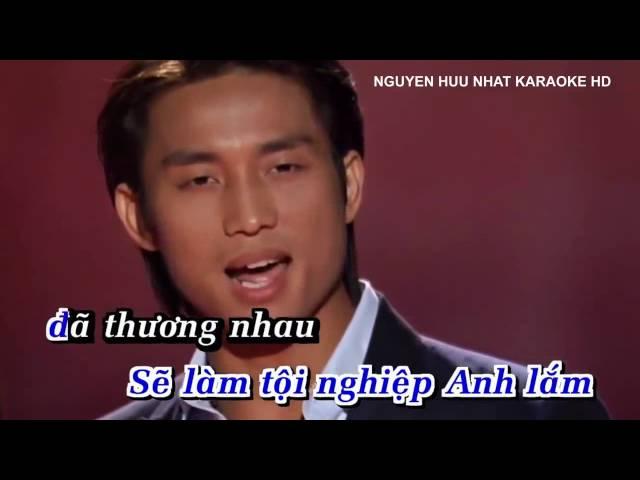 Karaoke Nhớ Người Yêu Đan Nguyên Hoàng Thục Linh Full HD