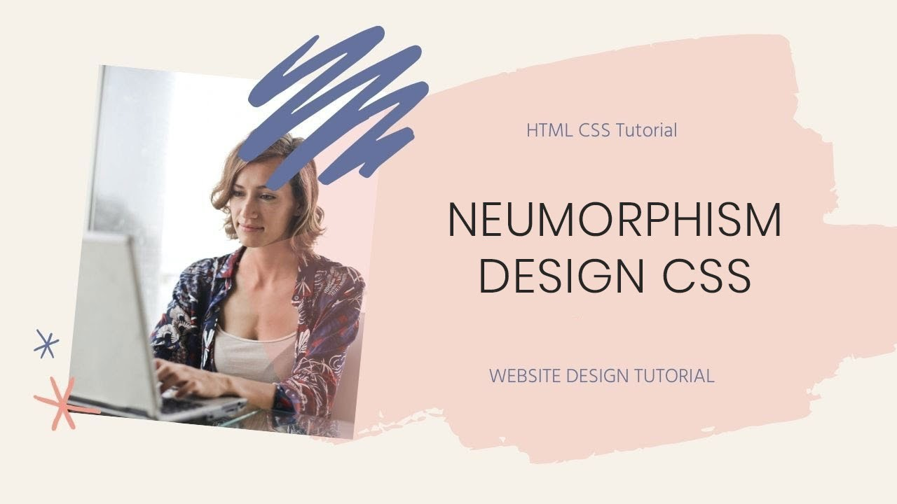 Neumorphism Effect with CSS
