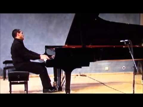 Beethoven sonata&Granados&Liszt - Alberto Nose