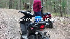 Off-road scooter adventure