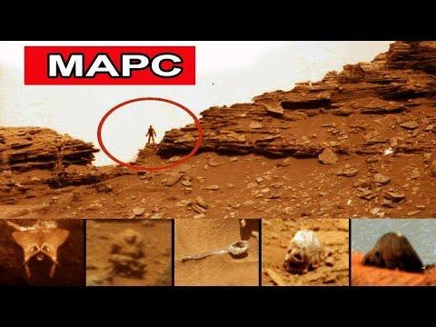 Новые находки на Марсе поражают воображение! NASA показало Марс таким, каким его никто еще не видел