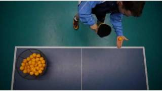 How to Serve in Table Tennis | Ping Pong