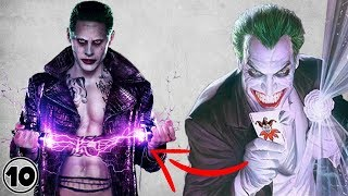 Top 10 Super Powers You Didn't Know The Joker Had