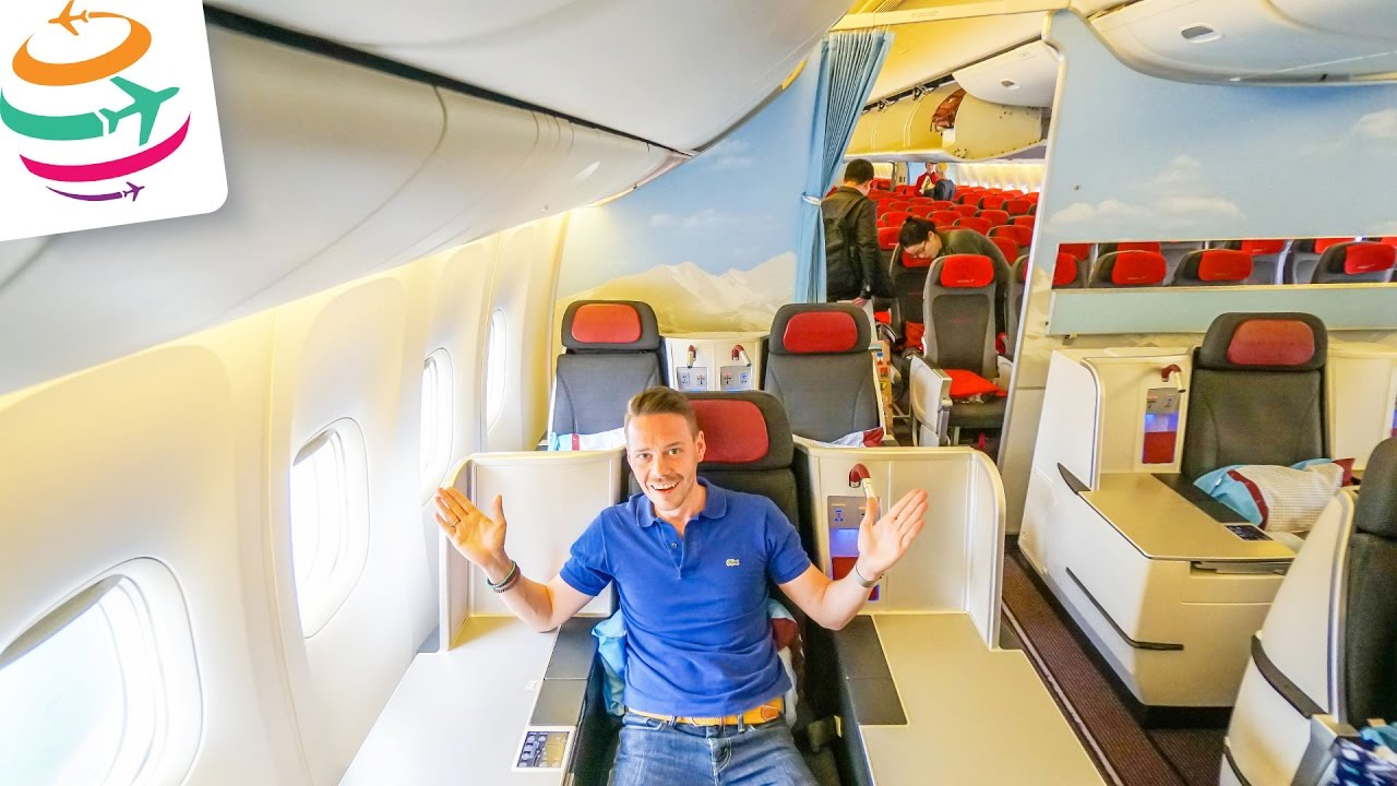 austrian airlines review business plan