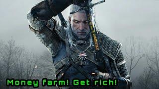 The Witcher 3: GOTY 1.31 Get Rich!