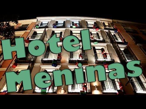 Hotels in Madrid, Spain: Hotel Meninas
