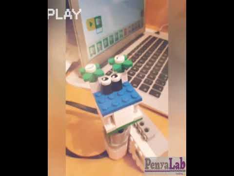 Creacions amb un motor Lego
