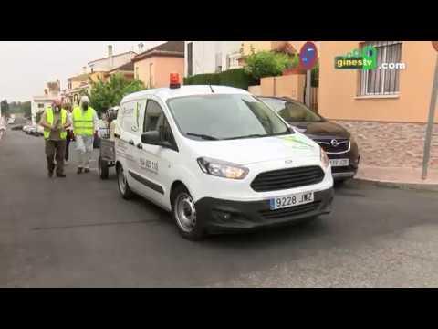 Nueva fase de la campaña para la eliminación de plagas en el alcantarillado público