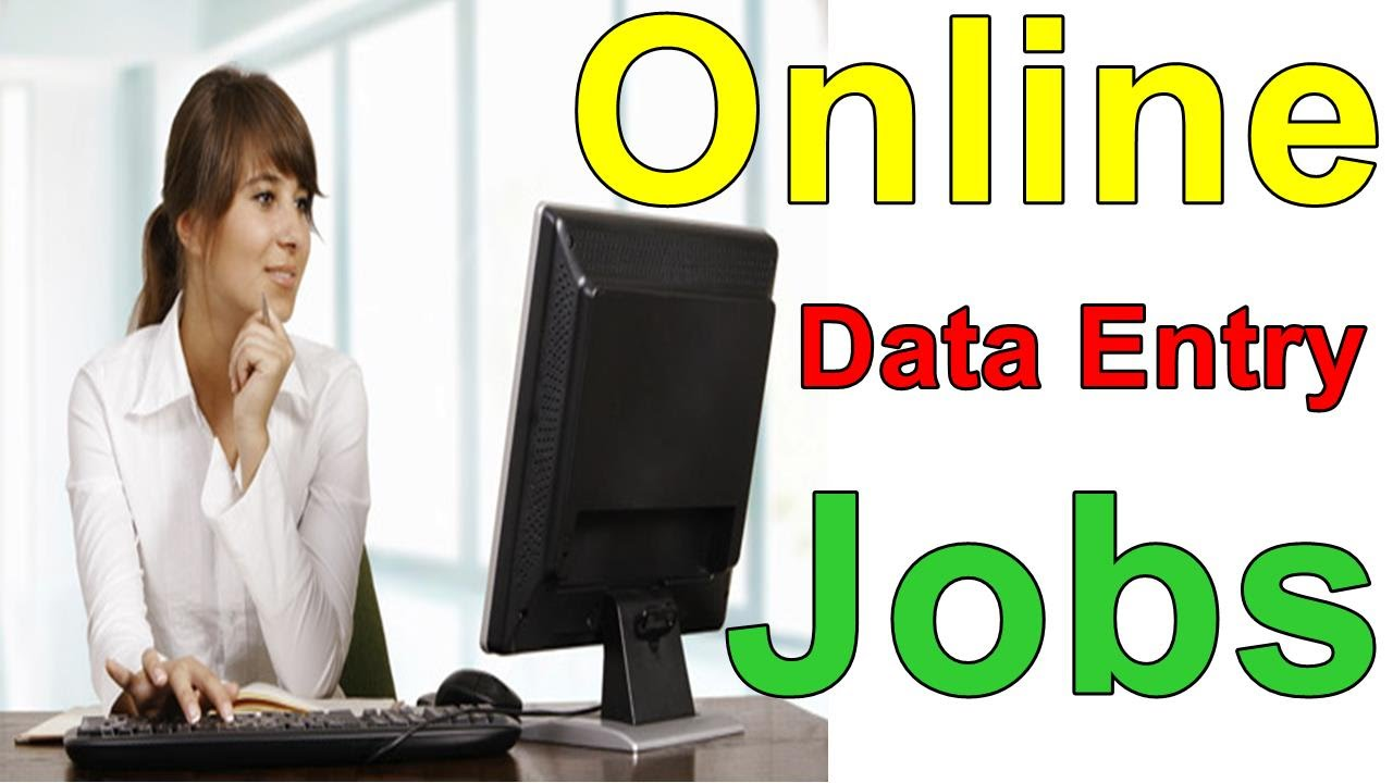Job Online Data Entry Home Based - YouTube