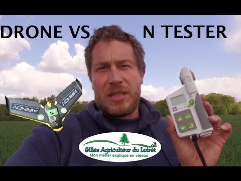 DRONE VS N TESTER