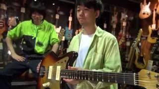 池部楽器店 fender jazzmaster 58 sb r june 2016 hmvg