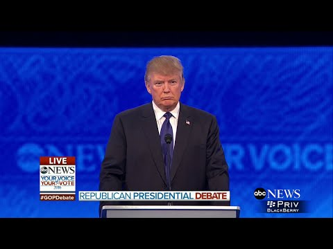 FULL New Hampshire Republican Debate HD Quality