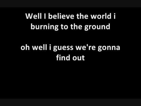 Matchbox 20 - How far we've come (lyrics)