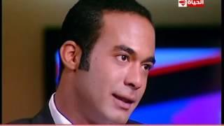هيثم أحمد زكي: أبويا قالي انت هتبقى ممثل كويس (فيديو)