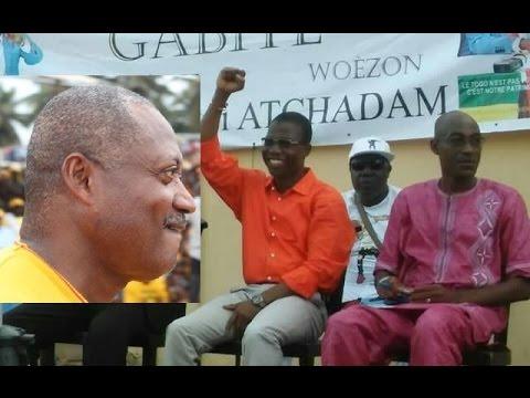 Togo: la brillante leçon de LEADERSHIP de Tikpi Atchadam à Jean Pierre Fabre. Impressionnant!