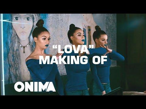 Granit Derguti & Mixey ft. Xhensila - Lova (Behind The Scenes)