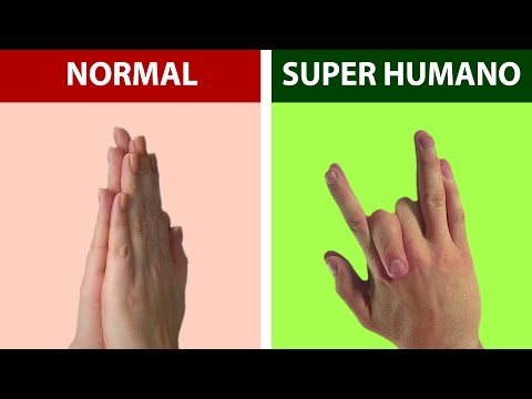 Test For Super Human