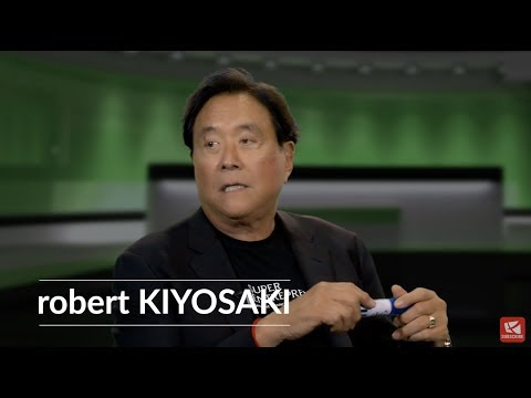 THE FUTURE OF OUR ECONOMY -ROBERT KIYOSAKI