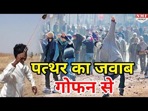 Kashmir के Stone palters से निपटेंगे Jhabua के Gaufan