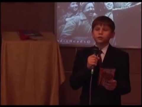 Бессмертный полк 4 школа Армянск