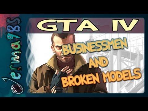GTA4 Multiplayer: Businessmen and Broken Models [w/ STAR_]