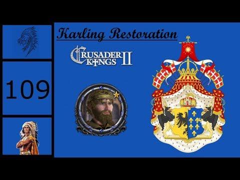 CK2 Plus - Duke Augusto Karling #109 - Retaking our Birthright