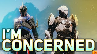 Bungie, be careful.. (My concerns with Destiny 2 & it's future)