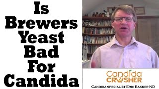 Is Brewers Yeast Bad For Candida?