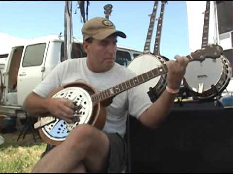 Free Banjo Tablature | Ross Nickerson