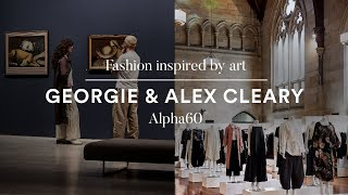 Fashion inspired by art | Georgie & Alex Cleary, A...