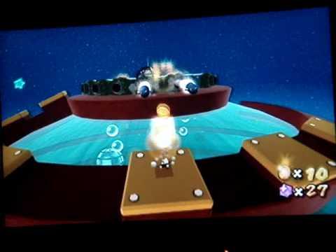 Super Mario Galaxy Walkthrough: Buoy Base Galaxy Secret ...