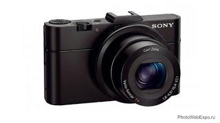Sony Сyber shot RX 100 II (DSC RX100M2). Обзор