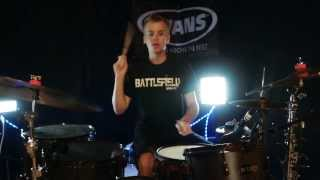 Skillet What I Believe Drum Cover Brooks