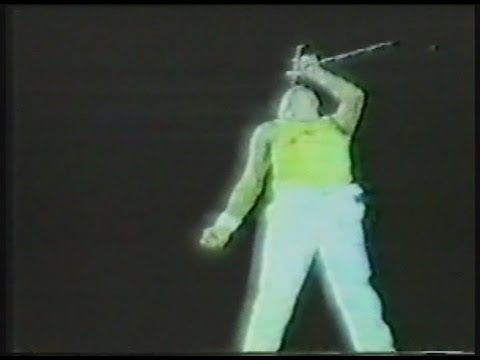 Queen  I Want To Break Free   at Knebworth 19860809  Magic Audio