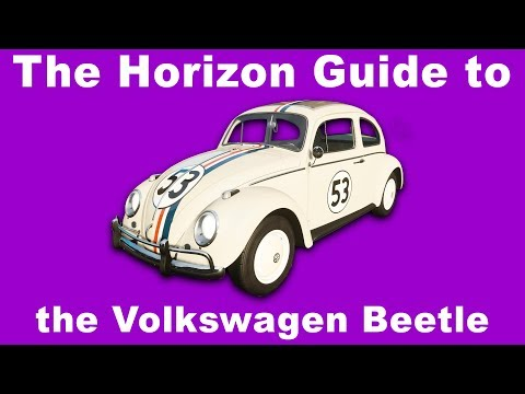 The Horizon Guide to the Volkswagen Beetle