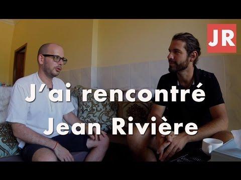 J'ai rencontré Jean Rivière :)