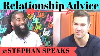 Why You Need a Connection ❤️ Lewis Howes Relationship Advice w/ Stephan Speaks ❤️