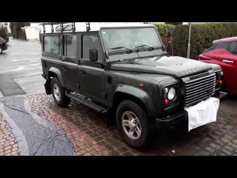 2007 Land Rover Defender 110 startup, engine and in-depth tour