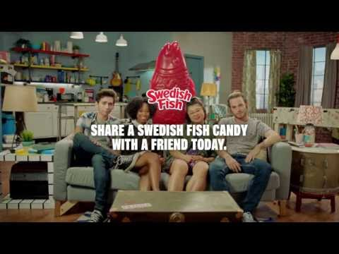 IMPORTANT MESSAGE FROM SWEDISH FISH CANDY